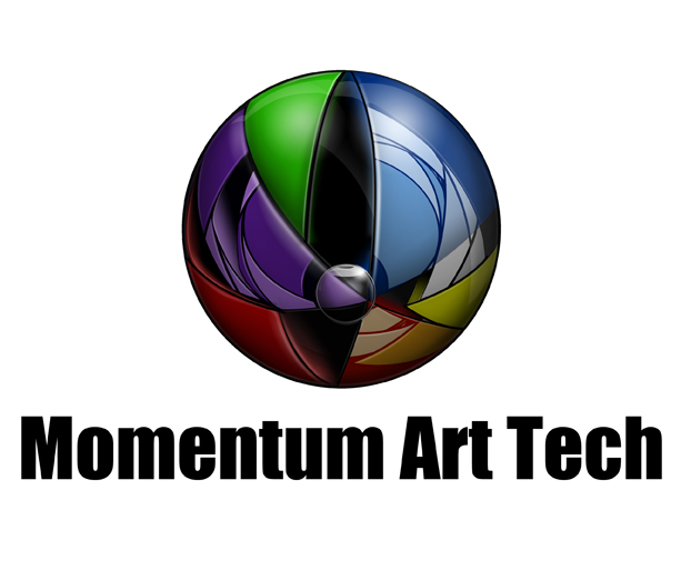 Momentum Art Tech logo