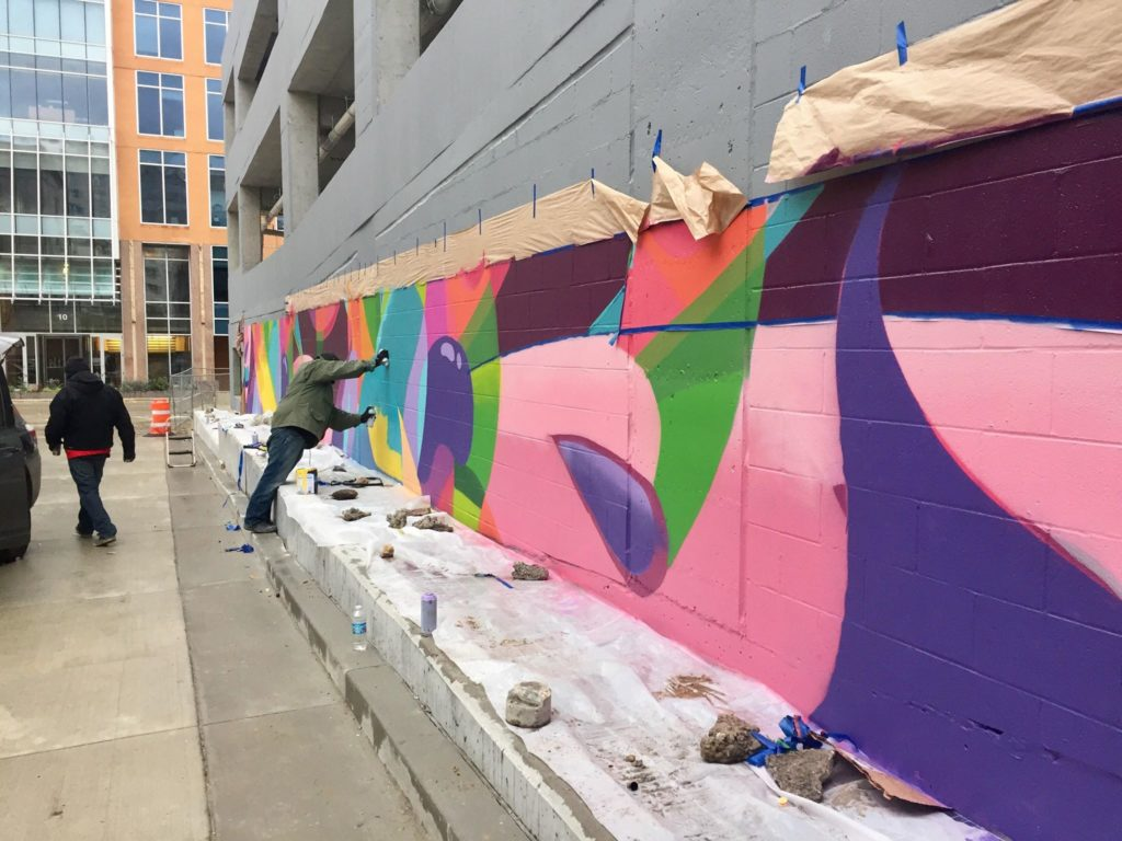 Graffiti is a Public Good Even as it Challenges the Law